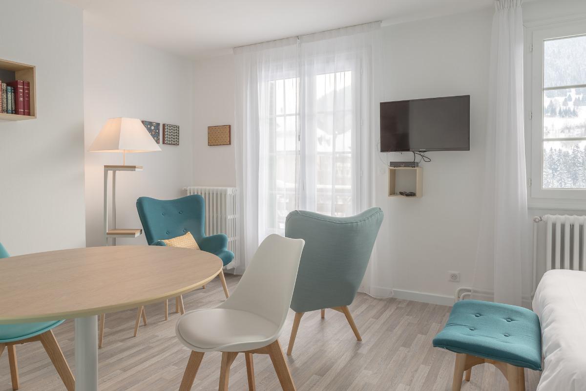 vue d'ensemble - Location de vacances - Saint-Pierre-de-Chartreuse