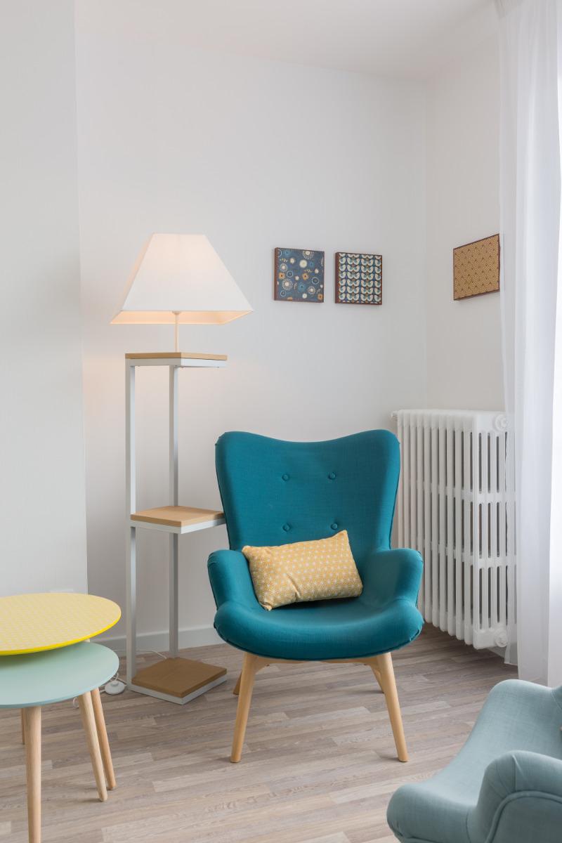 coin salon - Location de vacances - Saint-Pierre-de-Chartreuse