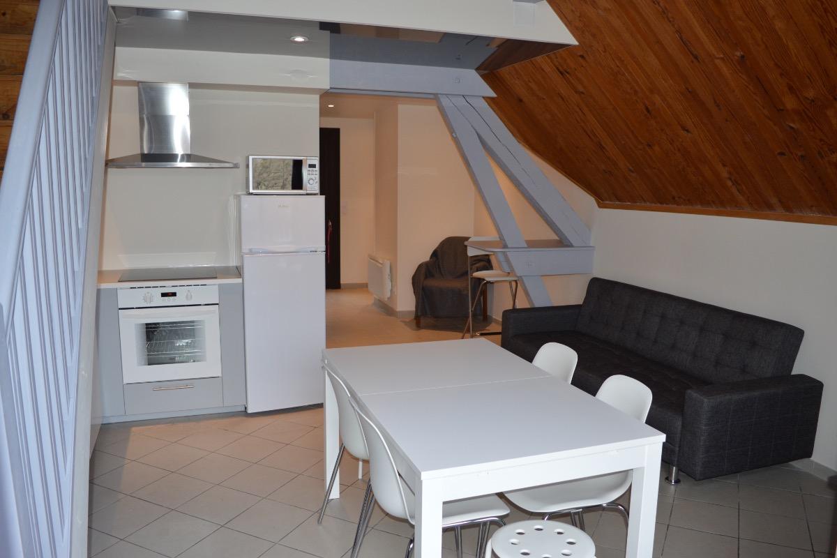 cuisine - Location de vacances - Plateau-des-Petites-Roches
