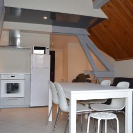 cuisine - Location de vacances - Saint-Hilaire