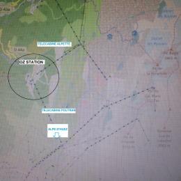 Oz Sation = Station Olmet 2 Départs Télécabines d'Oz pour 250km de pistes à 1800/2000 m d'altitude (jusqu'à 3330m) - Location de vacances - Oz