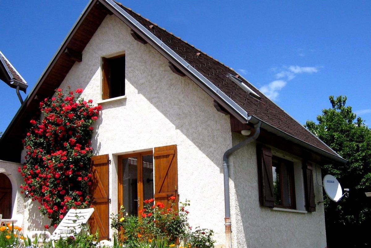 petite maison indépendante : Gîte pour 6 personnes (miribel les echelles, Chartreuse) - Location de vacances - Miribel-les-Échelles