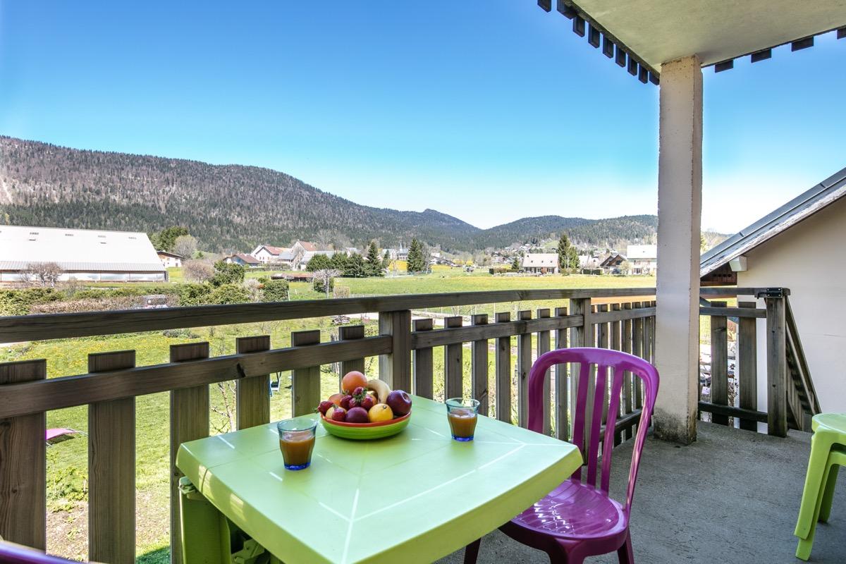 chambre loup: Appartement les Ptits Loups AUTRANS (8 personnes) RHONE-ALPES Vercors - Location de vacances - Autrans - Méaudre en Vercors
