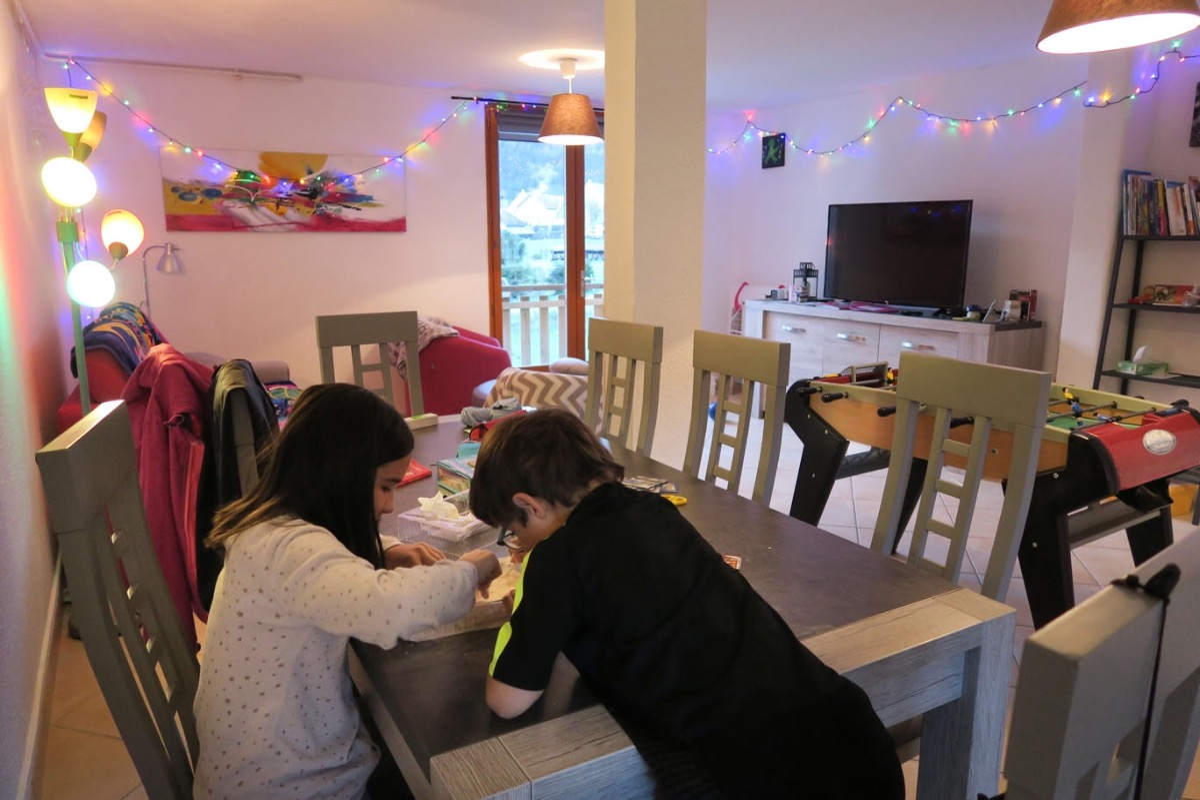 Chambre et jeux - Location de vacances - Autrans - Méaudre en Vercors