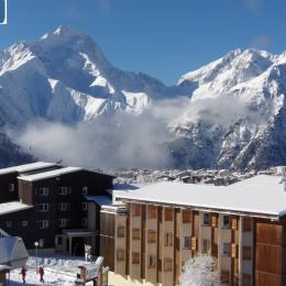 ECRINS 6 E4 :  Joli studio 4 à 5 personnes (station les 2 Alpes)  - Location de vacances - les Deux Alpes