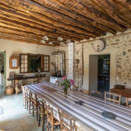 La petite terrasse  - Location de vacances - Auberives-en-Royans