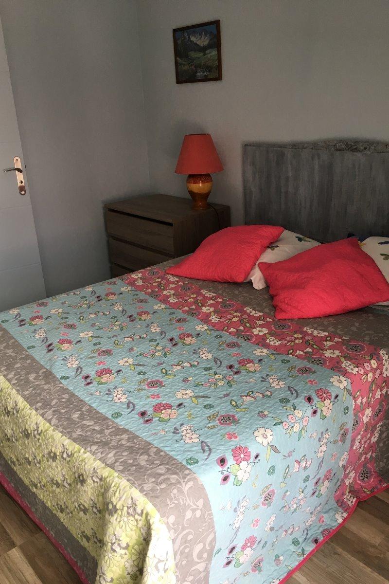 Chambre bleue Meyrié 38 - Chambre d'hôtes - Meyrié