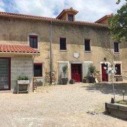 Le Moulin du Chardonnet - Location de vacances - Tramolé