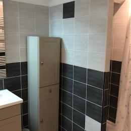 la salle de bain(suite) - Location de vacances - Tramolé