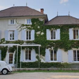 - Chambre d'hôtes - Saint-Étienne-de-Saint-Geoirs