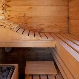 sauna - Location de vacances - Saint-Andéol