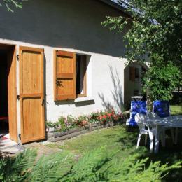 Appartement  pour 4 personnes  - Location de vacances - Allemond