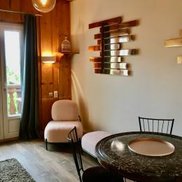 Sejour avec balcon - Chambre d'hôtes - Le Sappey-en-Chartreuse