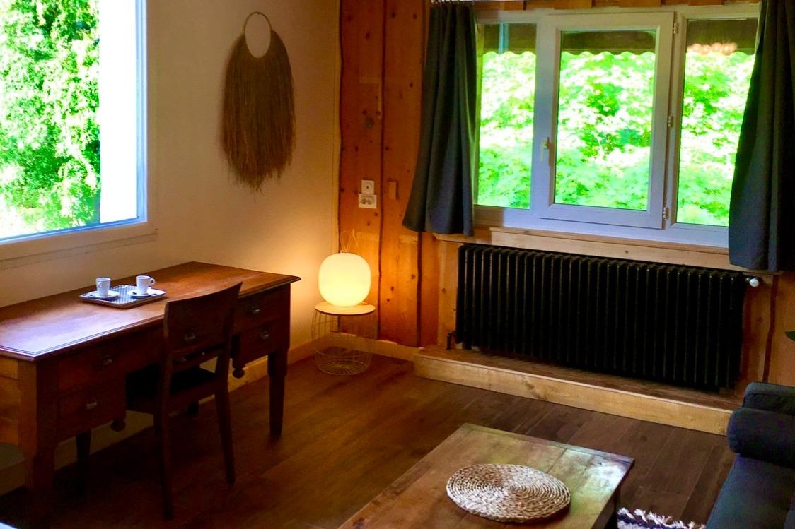 Séjour - Chambre d'hôtes - Le Sappey-en-Chartreuse