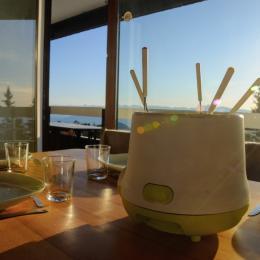 Appréciez la vue autant que la fondue  - Location de vacances - Chamrousse