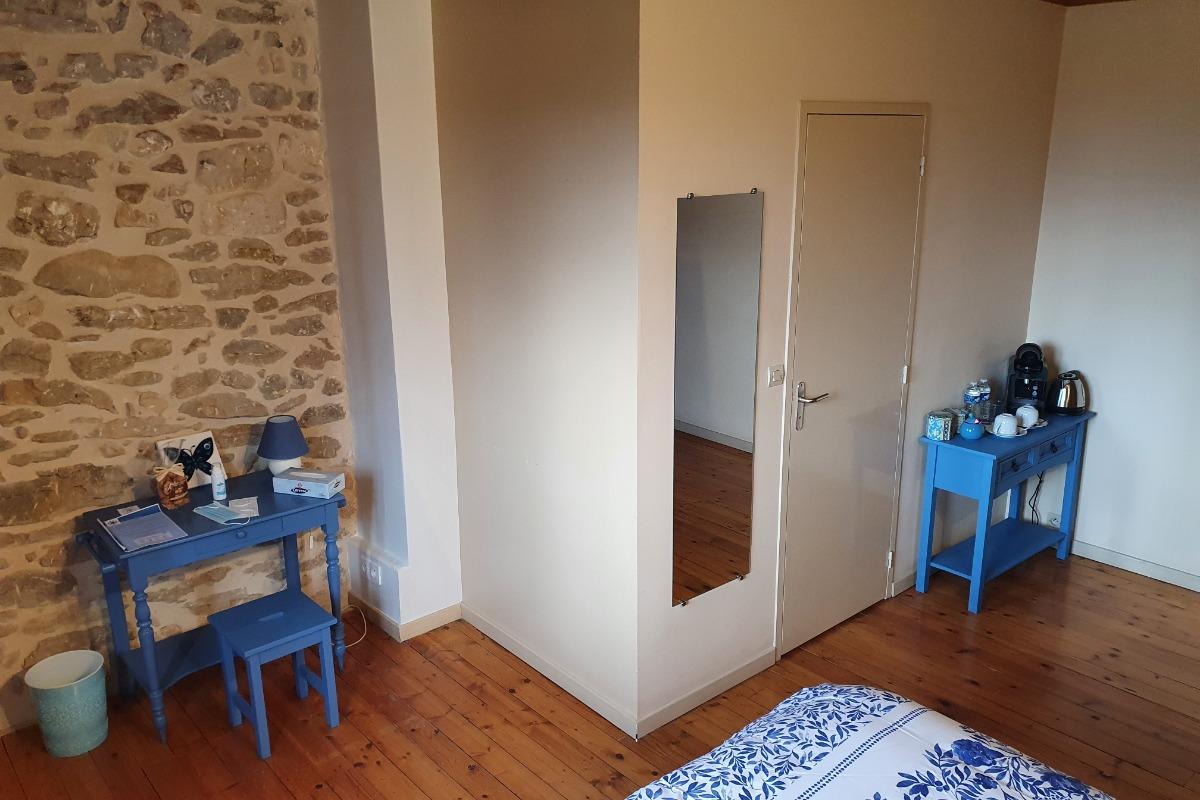 Salle de bain - Chambre d'hôtes - Presles