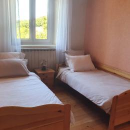 Salle de douche - Chambre d'hôtes - Presles