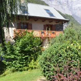 Les Petites Sources - Location de vacances - Le Bourg-d'Oisans