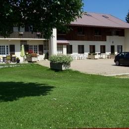 chambre à coucher avec2 lits 1 personne et 2 lits superposés - Location de vacances - Les Rousses
