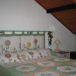 chambres avec 4 lits 1 personne - Location de vacances - Les Rousses