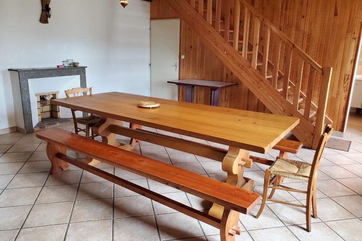 - Location de vacances - Gigny