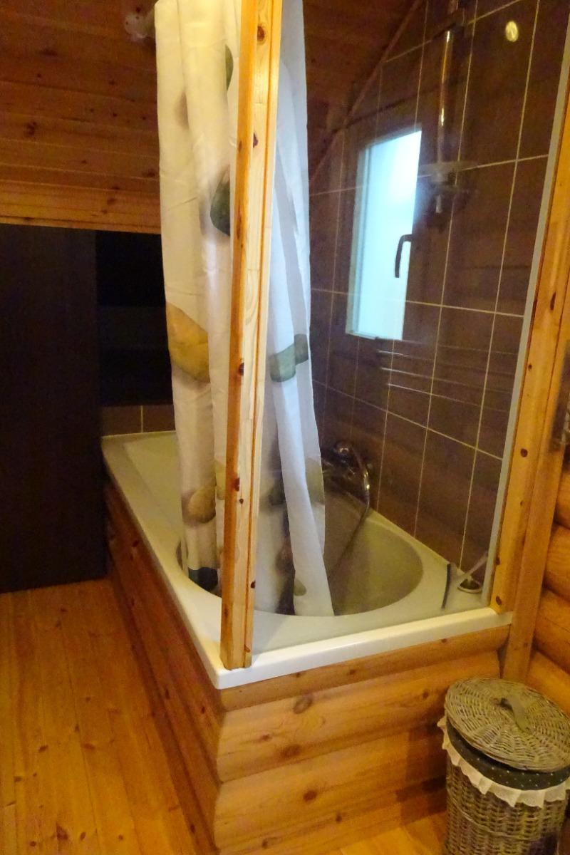 Chalet Haut Jura - salle de bain