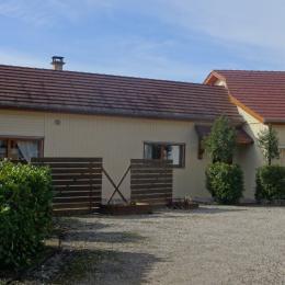 Gîte à Voiteur - Jura - Location de vacances - Voiteur