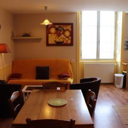 Location Clairvaux les Lacs - chambre - Location de vacances - Clairvaux-les-Lacs