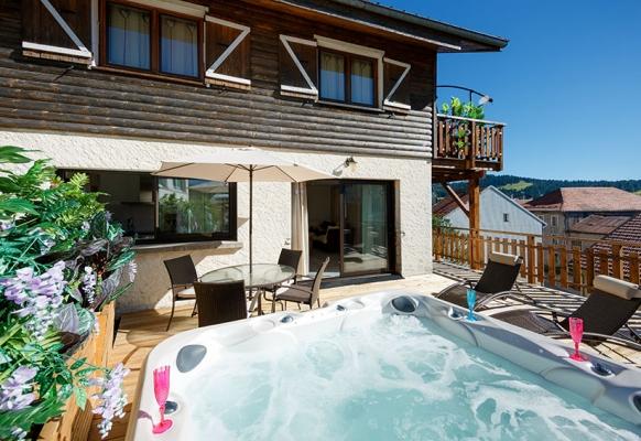 Gite Le Charme espace de vie - Location de vacances - Les Moussières
