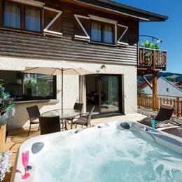 Gite Le Charme avec SPA - Location de vacances - Les Moussières