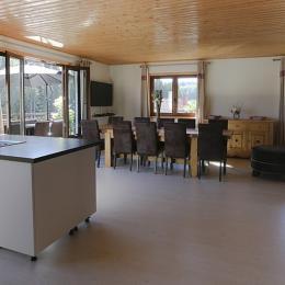 Gite Le Mélèze Chambre 4 - Location de vacances - Les Moussières