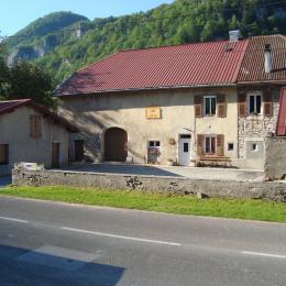 le gite Julia - Location de vacances - Lavans-lès-Saint-Claude