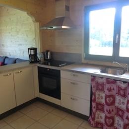 cuisine - Location de vacances - Esserval-Combe
