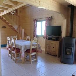 salle à manger - Location de vacances - Esserval-Combe