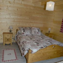 chambre RDC - Location de vacances - Esserval-Combe