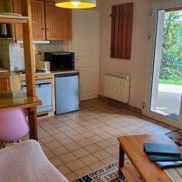 la chambre - Location de vacances - Foncine-le-Haut