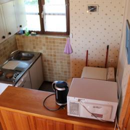 Chambre 1 - Location de vacances - Mignovillard