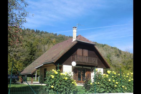 Terrasse et abri voiture Sud-Ouest - Location de vacances - Marigny