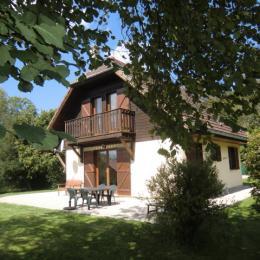 séjour côté abri - Location de vacances - Marigny