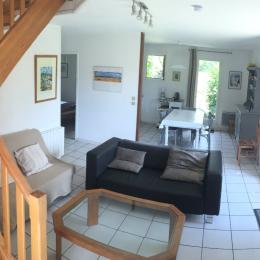 côté cuisine Est - Location de vacances - Marigny
