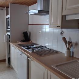 Entrée appartement - Location de vacances - Bois-d'Amont
