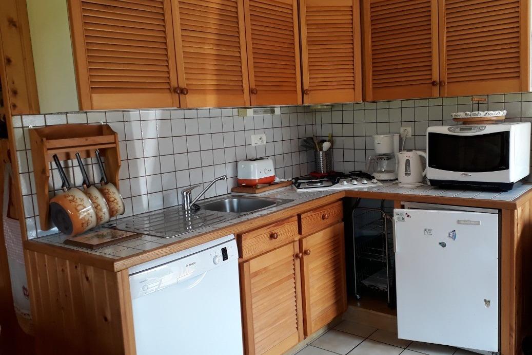 Cuisine - Location de vacances - Lamoura