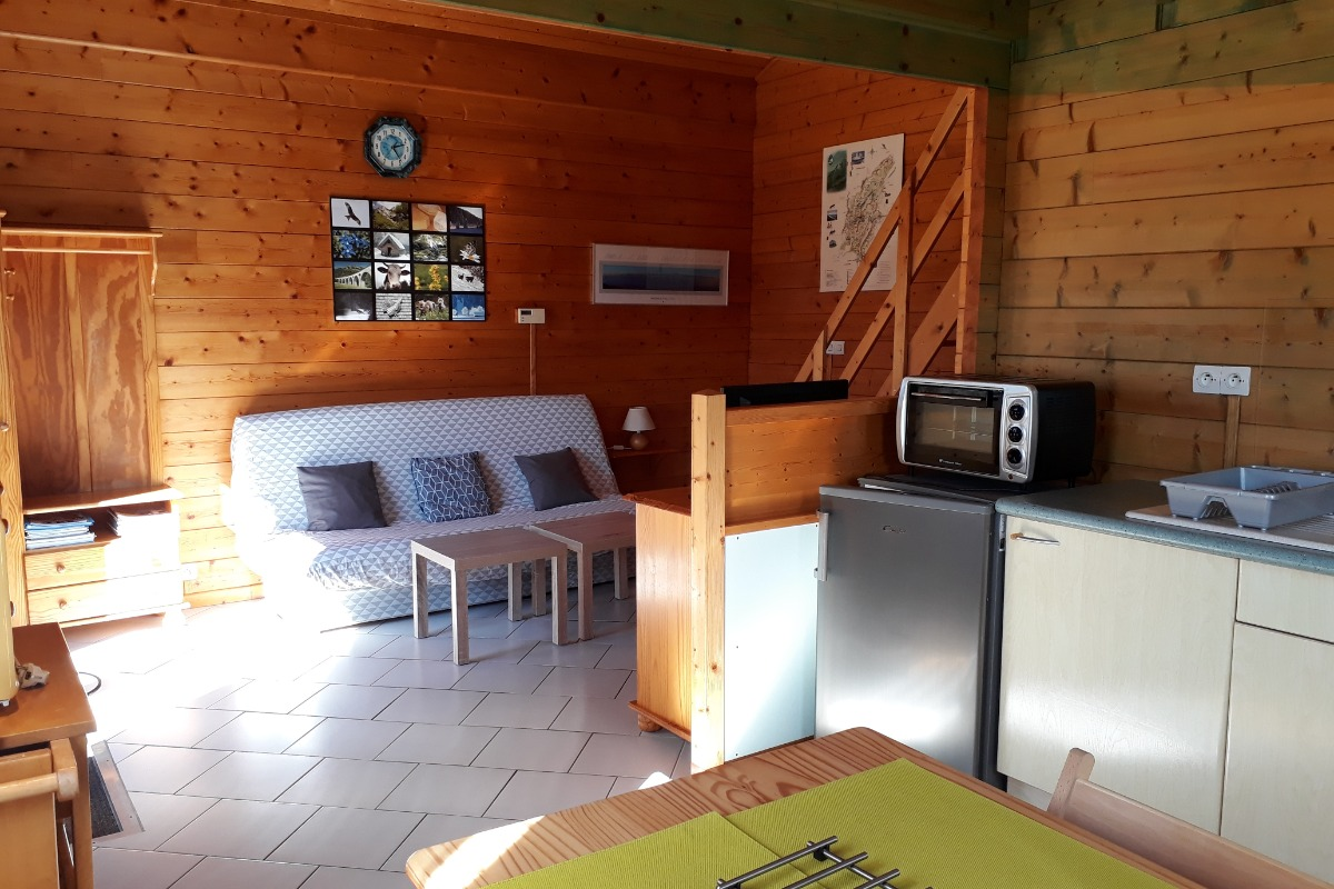 Le séjour - Location de vacances - Longchaumois