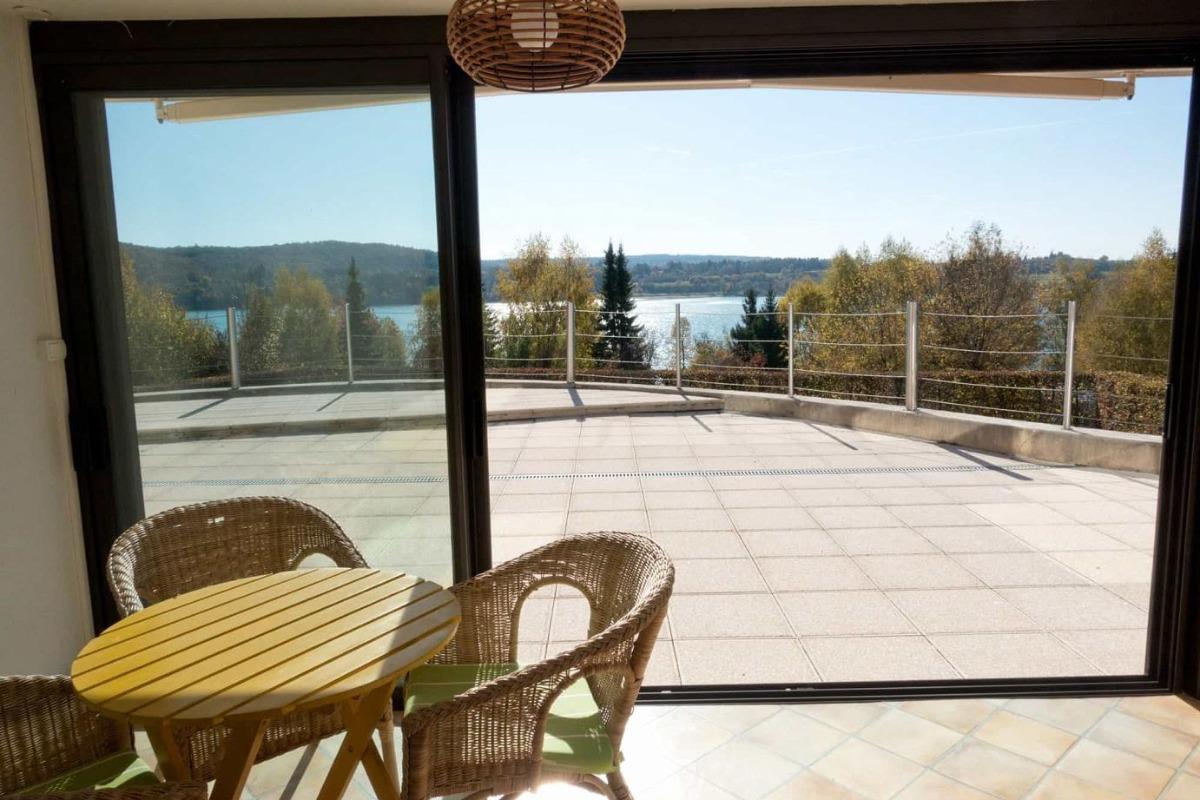Solarium - Location de vacances - Marigny