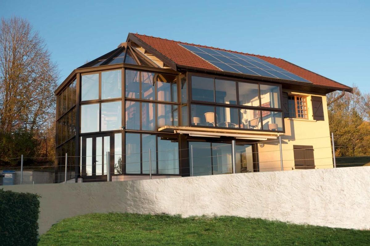 La véranda  - Location de vacances - Marigny