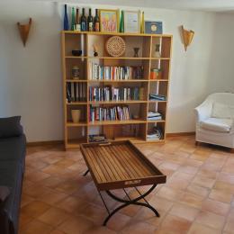 La chambre indépendante - Location de vacances - Marigny
