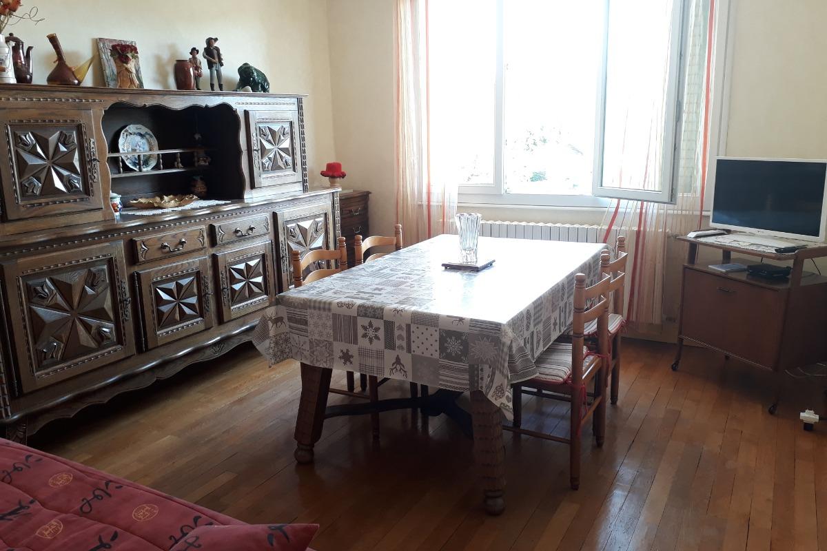 La salle d'eau - Location de vacances - Clairvaux-les-Lacs