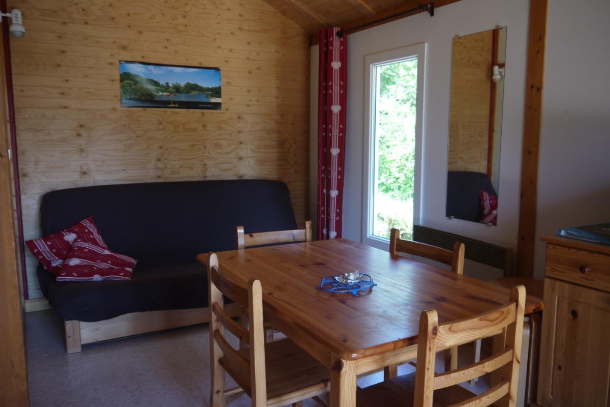 Coin détente - Location de vacances - Foncine-le-Haut