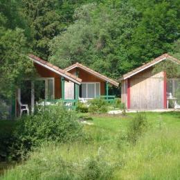 Séjour - Location de vacances - Foncine-le-Haut