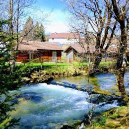 Campagne - Location de vacances - Foncine-le-Haut